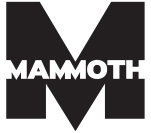 Mammoth Black Logo Picture