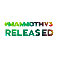 Mammoth Version 3 Released